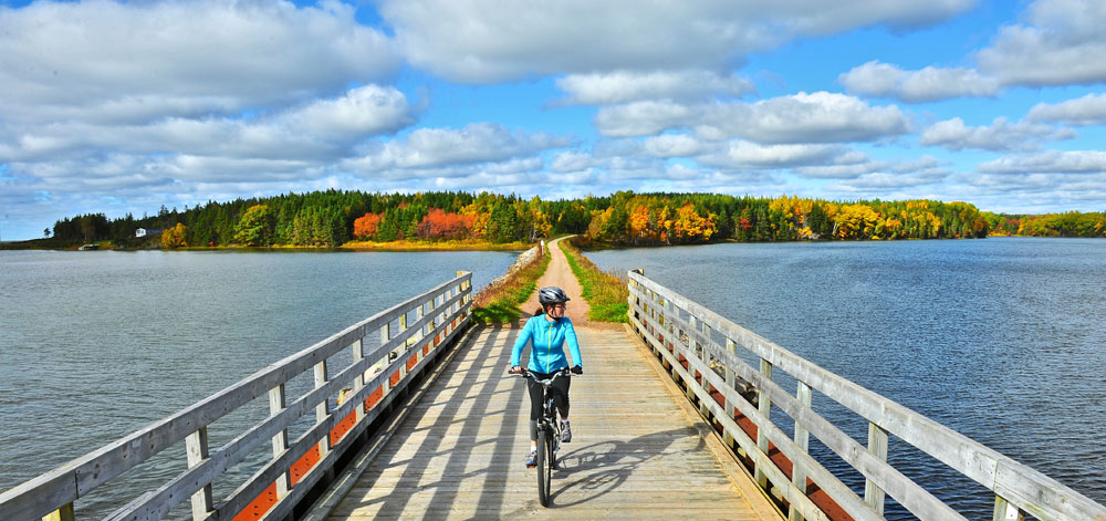 5. You need to get The World's Longest Recreational Trail